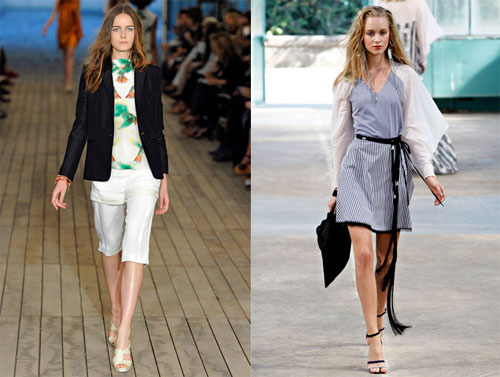 01 1 - Модните прически на пролет-лято 2012