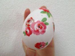 Великденски яйца с декупаж