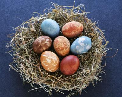 01iaica - Как да боядисате и украсите яйцата за Великден