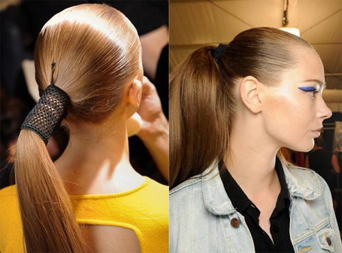 03 1 - Модните прически на пролет-лято 2012