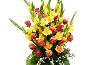 rosesgladsmix 290x220 - Любимото цвете издава що за човек сте