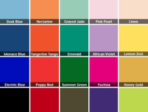 01 1 290x220 - Цветовата палитра на сезон пролет-лято 2013. Основните цветове