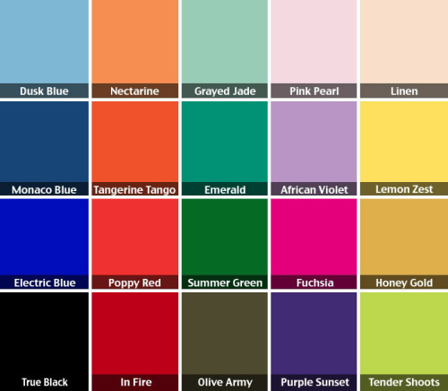 01 1 500x436 - Цветовата палитра на сезон пролет-лято 2013. Основните цветове