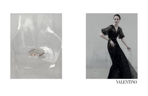01 2Valentino 500x325 - Пролет-лято 2013: Преглед на няколко рекламни кампании