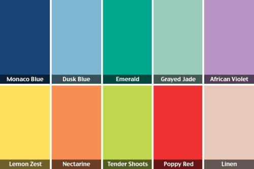 01 4 500x333 - Цветовата палитра на сезон пролет-лято 2013. Основните цветове