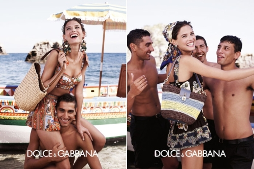 04 10Dolce Gabbana 500x333 - Пролет-лято 2013: Преглед на няколко рекламни кампании