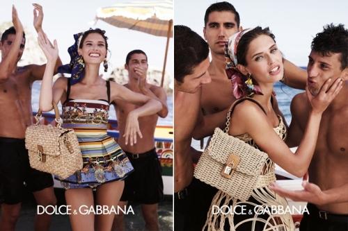 04 11Dolce Gabbana 500x333 - Пролет-лято 2013: Преглед на няколко рекламни кампании