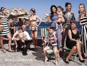 04 2Dolce Gabbana 290x220 - Пролет-лято 2013: Преглед на няколко рекламни кампании
