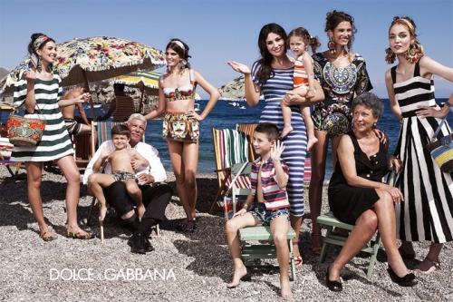 04 2Dolce Gabbana 500x333 - Пролет-лято 2013: Преглед на няколко рекламни кампании
