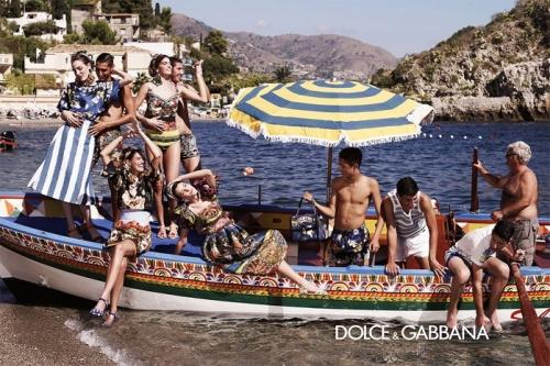 04 4Dolce Gabbana 500x333 - Пролет-лято 2013: Преглед на няколко рекламни кампании