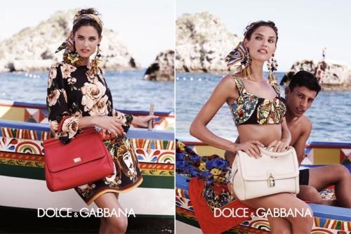 04 9Dolce Gabbana 500x333 - Пролет-лято 2013: Преглед на няколко рекламни кампании