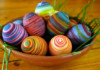 За да са великденските ви яйца красиви…