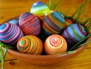 via 290x220 - За да са великденските ви яйца красиви...