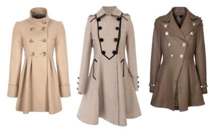 дамско палто за зимата