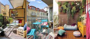 Как да превърнете балкона в оазис за отдих