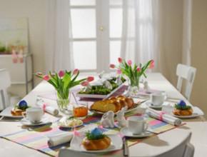 01vm 290x220 - Как да подредите масата за Великден