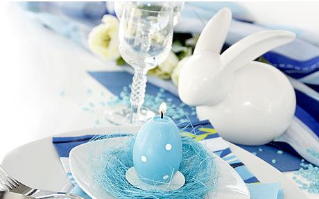 02sveshti - Как да украсите масата за Великден