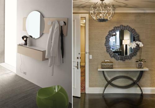 03ogledala 500x350 - Огледалата в интериора на дома
