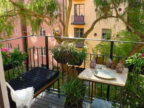 04 - Как да превърнете балкона в оазис за отдих