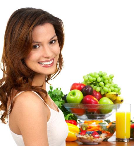 food1 - Възстановяване след раждането: Правила за хранене на младите майки