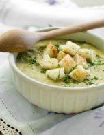 Крем-супа от патладжани