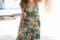 Дългата лятна рокля