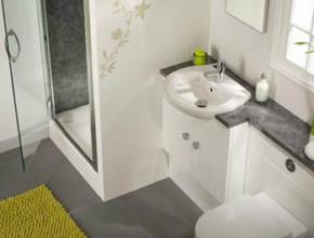 malka banq2 290x220 - Идеи за малка баня
