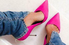 Как да разтегнете обувките си