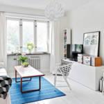 2 1 150x150 - Интериорен дизайн в скандинавски стил за малкото жилище