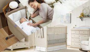 Бебешки креватчета - удобство за детето, спокойствие за родителите