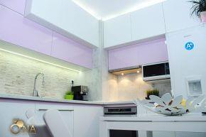 Цветовете в интериора на кухнята