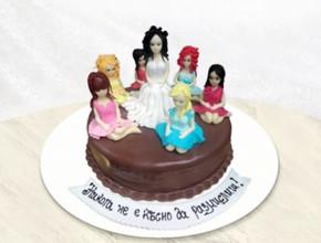 mominsko parti 290x220 - Идеалното моминско парти: интересна торта, приятна компания и много смях