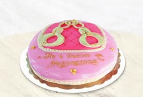 torta 288x196 - Идеалното моминско парти: интересна торта, приятна компания и много смях