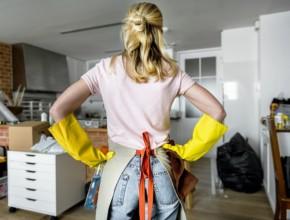 pochistvane 290x220 - 7 идеи за по-ефективно почистване