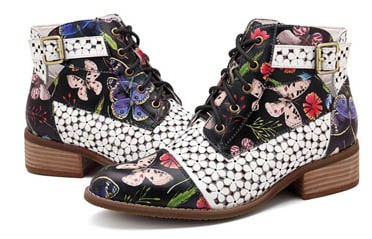 obuvki3 - Модни дамски обувки - прелест и фантазия