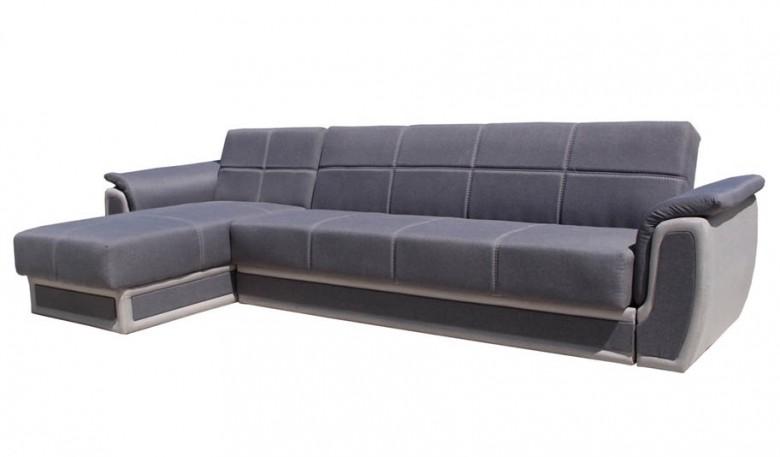 uglov divan siv 780x457 - 5 ключови предимства на ъгловите дивани